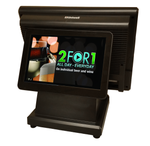 LCD Customer Promotional Display for point of sale promotions